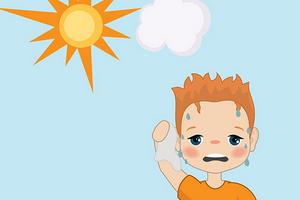 диарея от жары