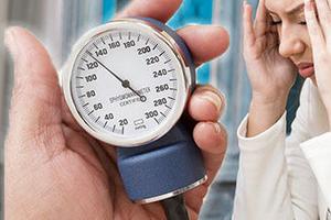 низкое давление и диарея