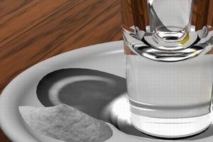 водка с солью от диареи