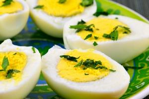 яйца от поноса