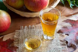 диарея от яблочного уксуса