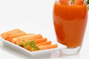 понос из-за моркови