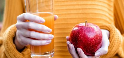 Способен ли яблочный сок вызвать понос?