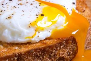 сильный понос от яиц