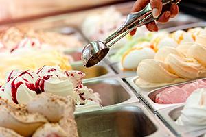 сильный понос после мороженого
