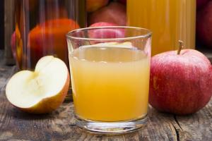 сильный понос после яблочного сока